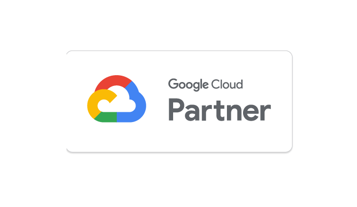 google cloud partner badge Cervinodata